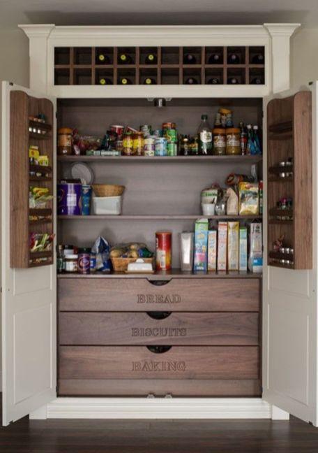 49 Fancy Kitchen Pantry Designs Ideas Kitchen Pantry Design