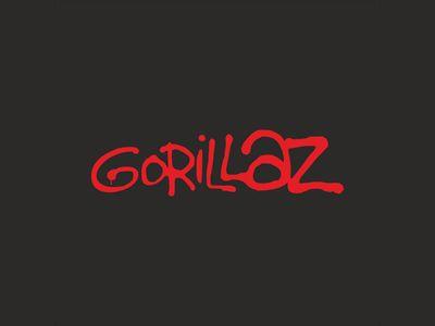 Gorillaz Band Logo Design Metalbandlogo Musiclogodesign Djlogdesign Logowhistle Band Logo Design Band Logos Logo Design