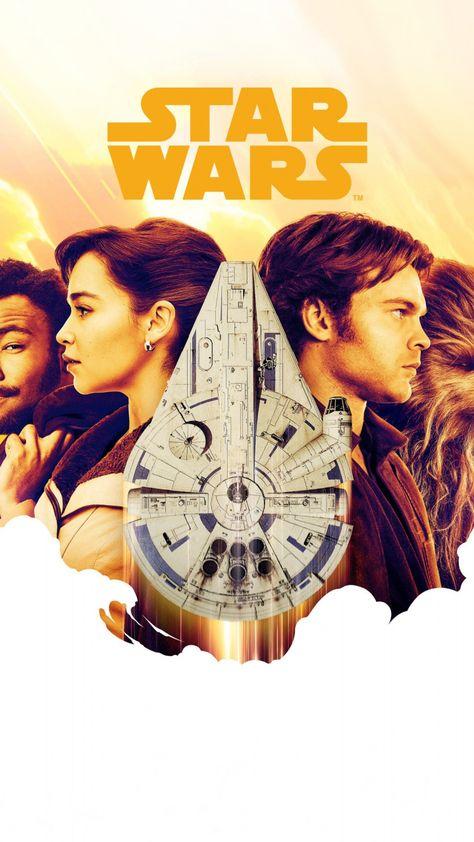 Solo: A Star Wars Story, Emilia Clarke, Donald Glover, Alden Ehrenreich, 720x1280 wallpaper