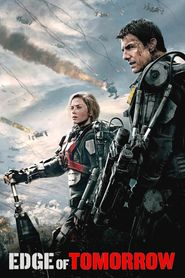 Edge Of Tomorrow Movie Poster Lt Col Bill Cage Cruise Is An