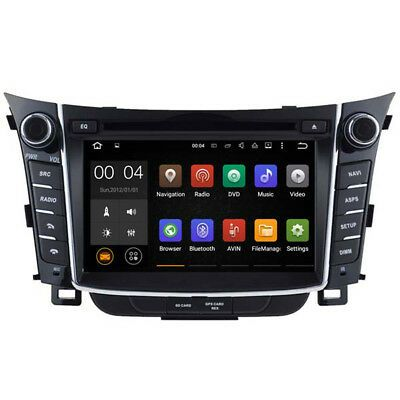 Android 10 Car Gps Navi Dvd Radio Stereo For Hyundai I30 Elantra Gt 2011 2017 In 2020 Car Gps Elantra Radio