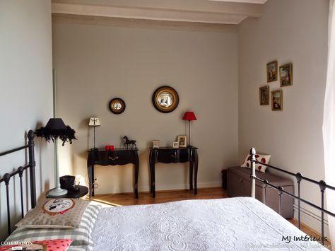 Une Chambre A Coucher Resolument Chic Dans Une Belle Maison