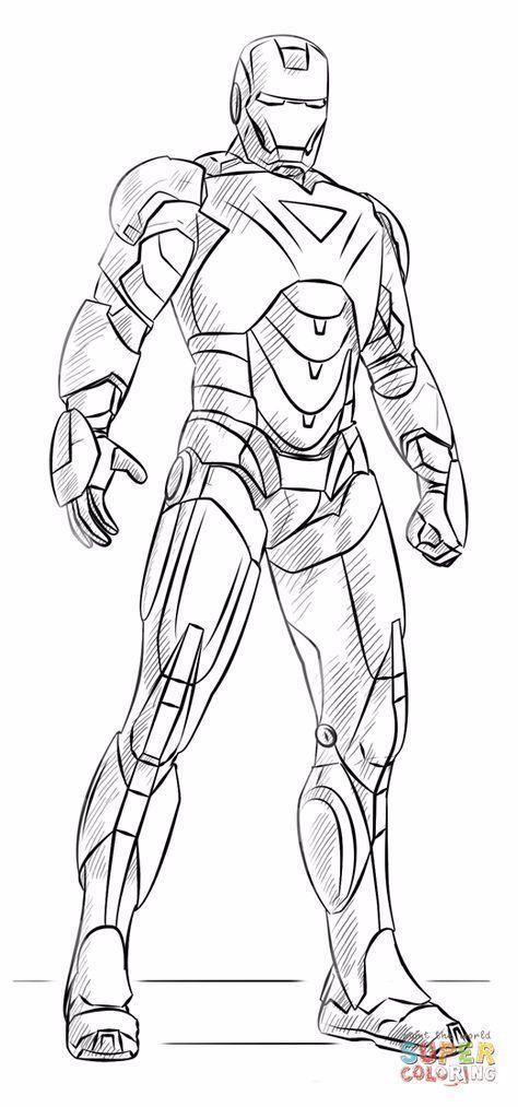 Iron Man Super Coloring Iron Man Art Iron Man Drawing Iron Man Tattoo