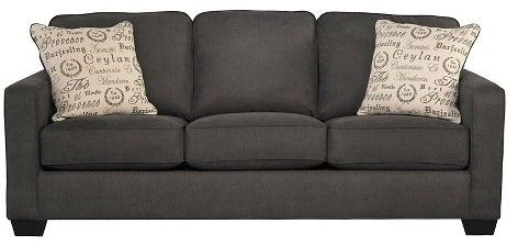 Signature Design By Ashley Vintage Casual Queen Sofa Sleeper   Ashley  Furniture