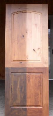 Knotty alder door stain color hardwaretrimdoors pinterest rustic knotty alder doors at wholesale prices planetlyrics Gallery