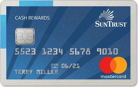 Suntrust Business Kreditkort Att Bygga Kredit Med En Saker