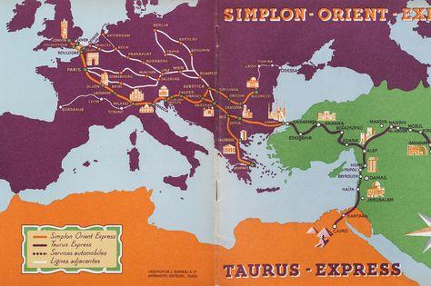 A Look Inside The Orient Express Orient Express Orient Iraq