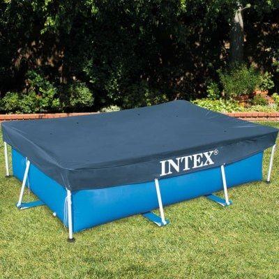 Intex Pool Plane Rectangular 300 X 200 Cm Pool Cover Sale Price Reviews Gearbest