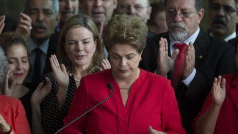 Destituyen a Dilma Rousseff tras nueve meses de juicio político | El Puntero