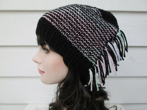 4c5d2f3e7f070 Very unique beanie Winter hat is Great accessory for any time of the year