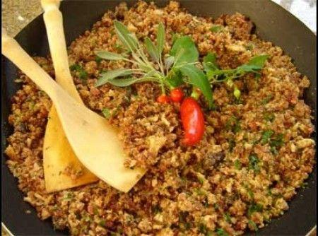 receita de pacoca de carne de sol cybercook receita receitas pacoca de carne seca ideias para cozinha pacoca de carne de sol