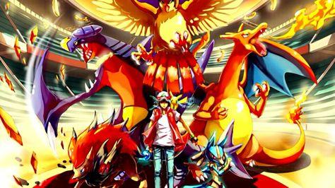 Screen Shot Of Epic Pokemon Art Cool Pokemon Wallpapers