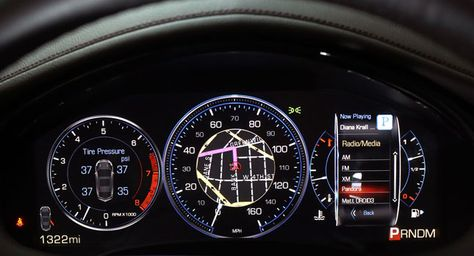 Study Says Dashboard Warning Lights Confuse Most Drivers, Here's Your Guide - Carscoops
