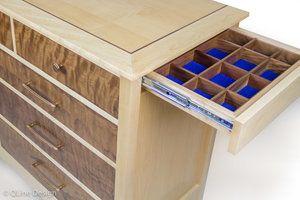 Qline Dresser With Hidden Compartments Hidden Jewelry Storage
