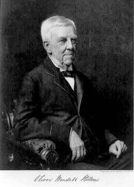 Top quotes by Oliver Wendell Holmes, Sr.-https://s-media-cache-ak0.pinimg.com/474x/f9/c3/6a/f9c36a633dc3ceb0f4bae74a69649e05.jpg