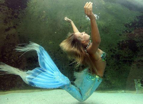 Sirena (La Administración Nacional Oceánica y Atmosférica, USA, comunica que las sirenas y los zombies no existen)
