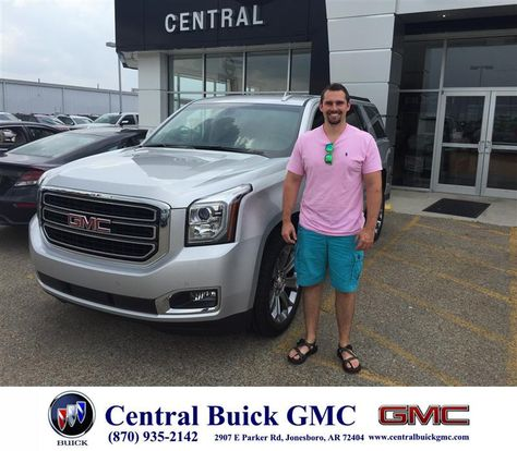 Congratulations To Kyle Standiford On Your Gmc Yukon From Justin