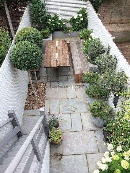 Super Apartment Garden Balcony Small Spaces Planters 27 Ideas Small Patio Garden Courtyard Gardens Design Small Backyard Landscaping