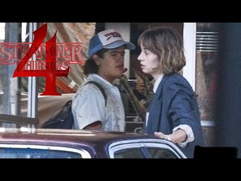 STRANGER THINGS 4 Spoilers - More Set Pics & New Character Auditions