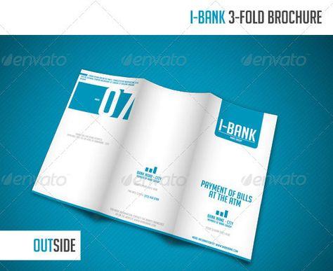 Creative Corporate Tri Fold Brochure Vol 29 Tri fold brochure - gate fold brochure mockup
