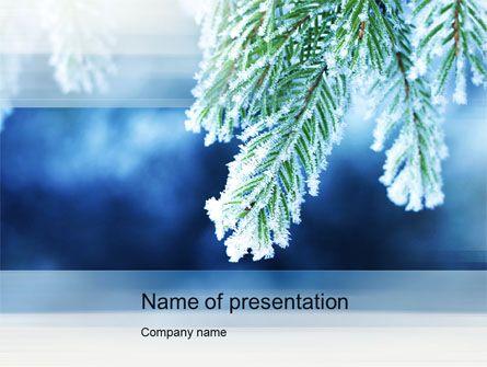 Winter Powerpoint Template Powerpoint Templates