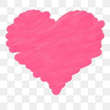 Pink Heart Shaped Fantasy Simple Background In 2021 Heart Icons Heart Outline Png Heart Outline