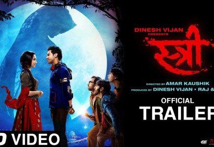 Stree Trailer Rajkummar Rao Shraddha Kapoor In A Horror Comedy Lovekingship Download Movies Horror Movie Trailers Latest Bollywood Songs