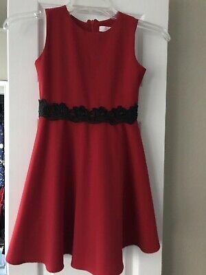 12++ Ebay red dress info