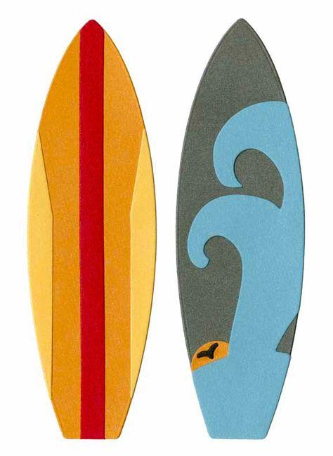 door decs ~ surf boards