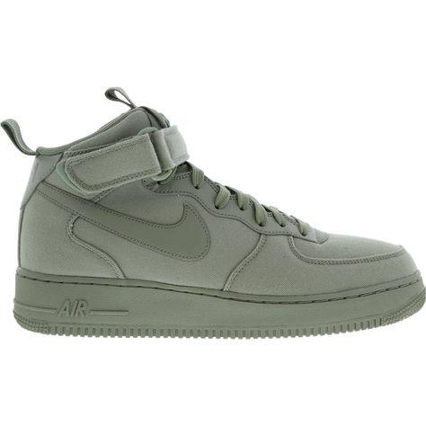 Nike Air Force 1 ´07 Mid Canvas in 2018 | Sneaker für Herren ...