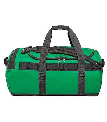 Bag The North Face Base Camp Duffel M Primary Green Asphalt Gray