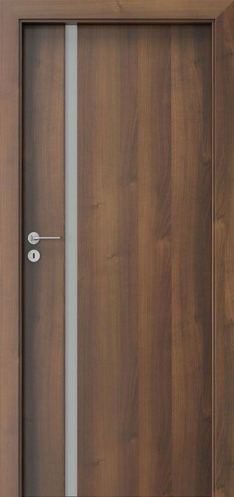Custom Interior Door Eco Veneer Solid Core Modern Collection Single Gdev Fcs 4a In 2020 Doors Interior Modern Flush Door Design Door Design Modern