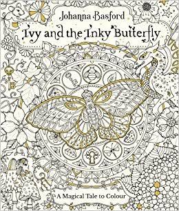 Ivy And The Inky Butterfly UK Johanna Basford United Kingdom My
