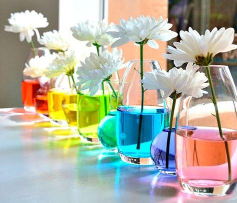 Arranjos De Flores Para Festa De Quinze Anos Coloridos Pesquisa