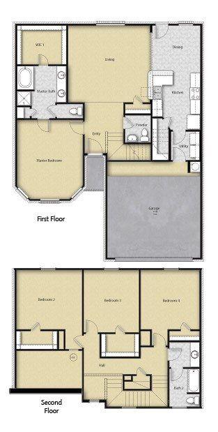 New Lgi Homes Floor Plans New Home Plans Design House Floor Plans Floor Plans New House Plans
