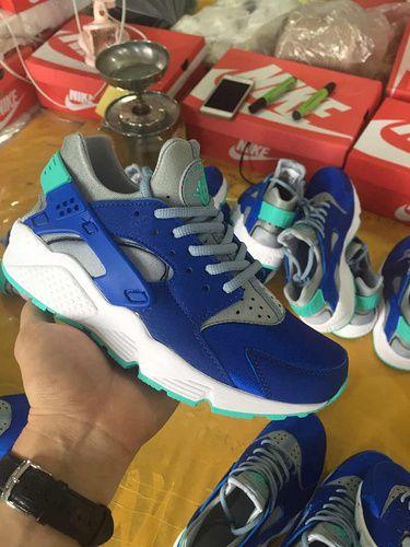 Air Red Team Safari Nike Silver White Huarache 0wPkOn