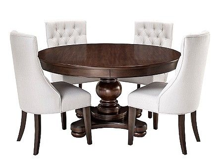 Fallon 5 Pc Dining Set Dining Sets Modern Dining Room Cozy