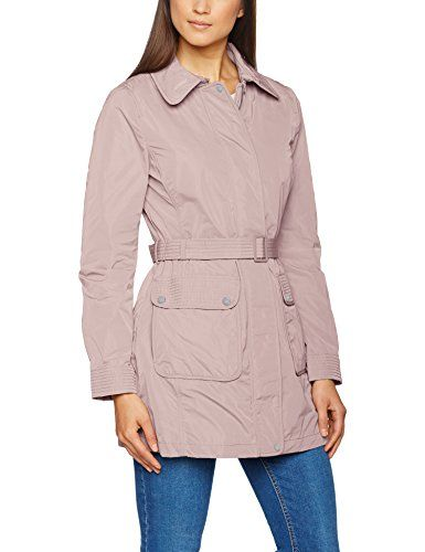 F8219 Damen Jacket Geox Woman Rose Jacke Antique Rosadark 7yfg6Yb