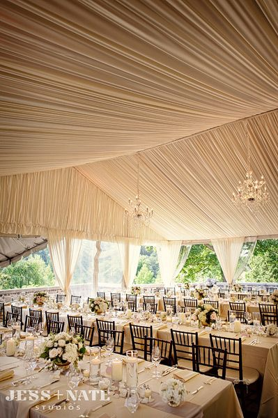Whitney Mike Wedding At Cranbrook House Gardens Marquee