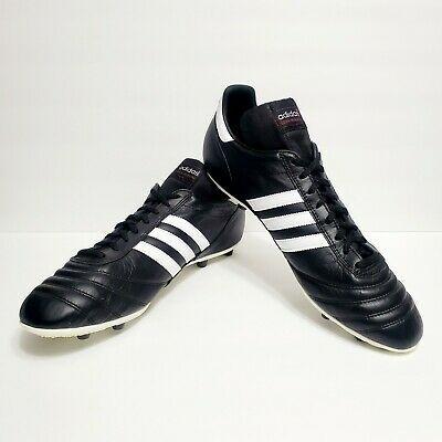 Culpa Perjudicial Casa  Ad(eBay Link) ADIDAS Copa Mundial Men's Black Leather Soccer Cleats Shoes  Sz 15 Fifa Official | Leather soccer cleats, Cleats shoes, Soccer cleats