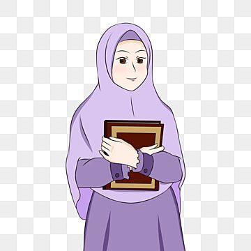 Gambar Ilustrasi Gadis Berhijab Memegang Buku Dan Memakai Hijab Ungu Dan Baju Ungu Gadis Clipart Jilbab Gadis Jilbab Png Transparan Clipart Dan File Psd Untu In 2021 Umbrella Illustration Indonesia Flag Illustration