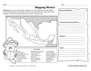 Search Grade 6 Social Studies Worksheet The Mailbox Social Studies Worksheets Social Studies School Worksheets