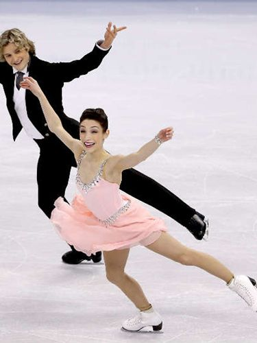 White And Davis Figure Skating Are They Dating