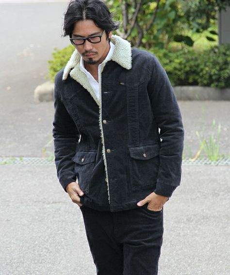 Duffer st George jacket