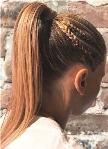 How To Braids Inside Out Two Braids With Weave Breaks Or Raid 5 Letters Fa Long Hair Styles Braided Hairstyles Hair Styles
