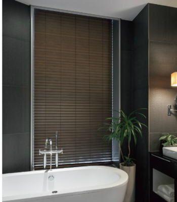 インテリア 浴室 お風呂場 洗面所 サニタリー タチカワブラインド 木製