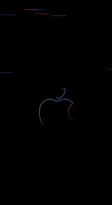 Apple Logo Wallpaper Wallpaper Ios Iphone Apple Applewallpaper Wallpapers Applelogo Video خلفية خلفيات ايفون ايباد خلفيا Neon Signs Wallpaper Neon