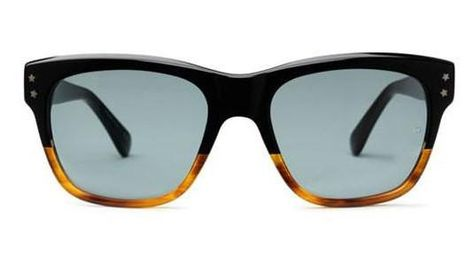 c794dfc72cf Oliver Goldsmith Lord (1961) c.Caramel Split Sunglasses