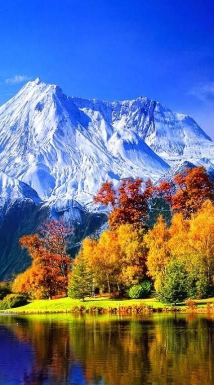 10 Best Places To Go In New Zealand Autumn Scenery Nature Nature Scenes
