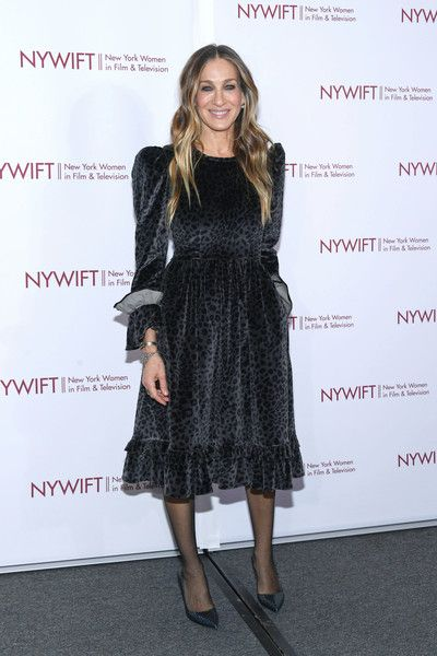 Actress Sarah Jessica Parker attends the 39th Annual Muse Awards at The New York Hilton Midtown.